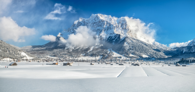 Picture no: 11979232 Zugspitze Tirol Created by: Achim Thomae
