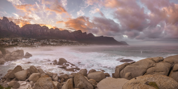 Picture no: 11981584 Sonnenaufgang Camps Bay Südafrika Created by: Achim Thomae