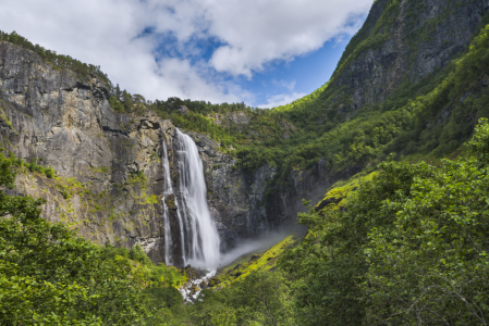Picture no: 11981991 Feigumfossen Wasserfall Norwegen Created by: KundenNr-160338