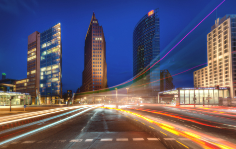 Picture no: 11984048 Berlin Potsdamer Platz Created by: Jens Hollerith