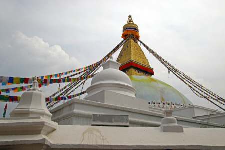 Picture no: 11987664 Bodnath Stupa Created by: Gerhard Albicker