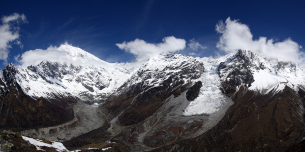 Picture no: 11987793 Langtang Panorama Created by: Gerhard Albicker