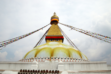 Picture no: 11988792 Bodnath Stupa Created by: Gerhard Albicker