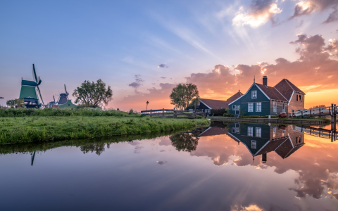 Picture no: 11990132 Rays of Light - Holland Created by: Achim Thomae