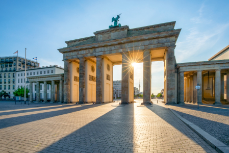 Picture no: 11995116 Das Brandenburger Tor in Berlin  Created by: eyetronic