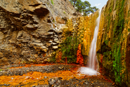 Picture no: 11996072 Cascada de Colores Created by: lichtjahr21