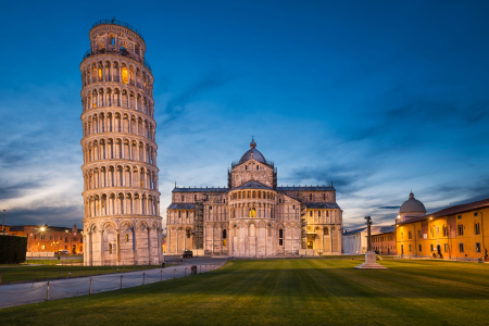 Picture no: 12000591 Pisa bei Nacht Created by: Mapics