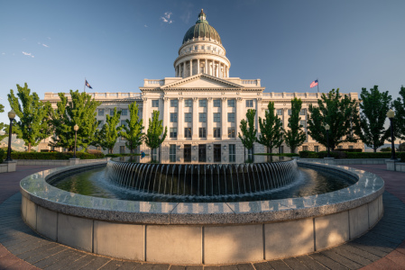 Picture no: 12001267 Utah State Capitol - Salt Lake City Created by: orxy