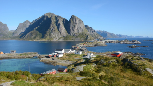 Picture no: 12011068 Lofoten - Panorama Created by: GUGIGEI