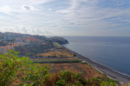 Picture no: 12014052 Funchal und Praia Formosa auf Madeira Created by: Dennis Gross