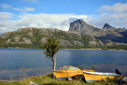 Picture no: 12014565 Boote am Fjord Created by: GUGIGEI