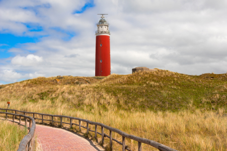 Picture no: 12015779 Leuchtturm Texel Created by: Angela  Dölling