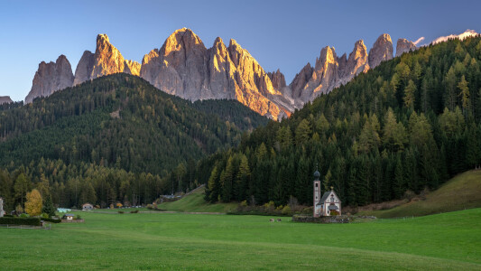 Picture no: 12016160 Val di Funes Südtirol Created by: Achim Thomae