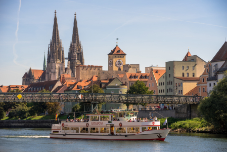 Picture no: 12016312 Regensburg an der Donau Created by: Gregor Handy