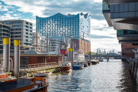 Picture no: 12016634 Sandtorhafen in der Hafencity Hamburg Created by: Hamburg-Impressionen
