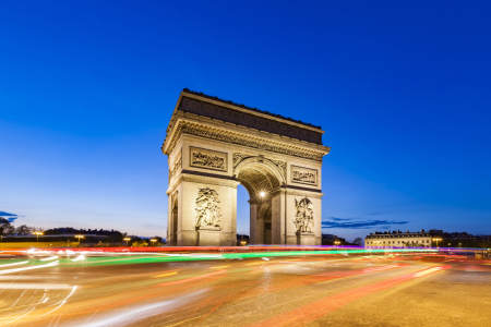 Picture no: 12018167 Arc de Triomphe in Paris Created by: dieterich
