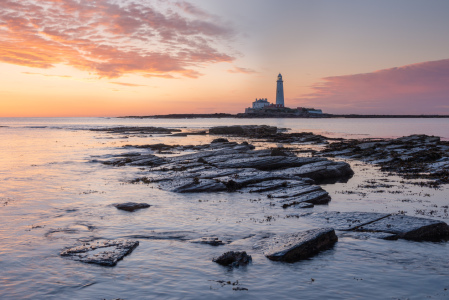 Picture no: 12018530 Saint Mary's Lighthouse - Leuchtturm - England Created by: orxy