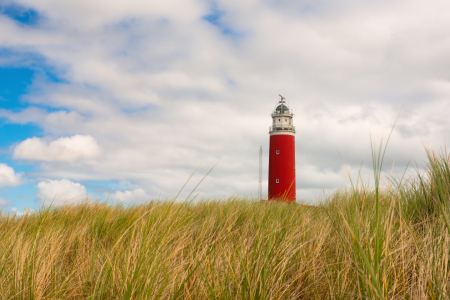 Picture no: 12019524 Sommerimpression Leuchtturm Texel Created by: Angela  Dölling