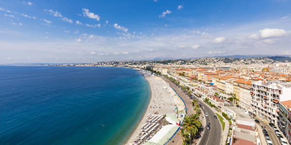 Picture no: 12024036 Promenade des Anglais in Nizza an der Cote d'Azur Created by: dieterich