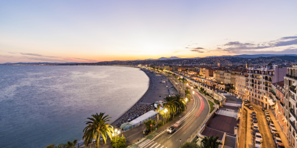 Picture no: 12024948 Promenade des Anglais in Nizza an der Cote d'Azur Created by: dieterich