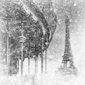Picture no: 12025718 Typisch Paris - märchenhafter Winterzauber Created by: Melanie Viola