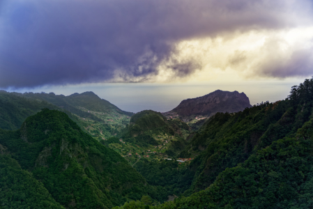 Picture no: 12028080 Berglandschaft auf Madeira Created by: Dennis Gross