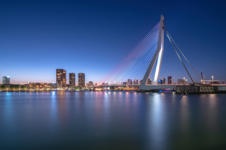 Picture no: 12032177 Rotterdam Skyline Created by: Achim Thomae