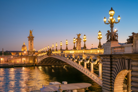 Picture no: 12039279 Pont Alexandre III in Paris Created by: eyetronic