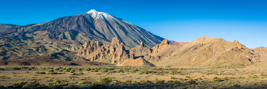 Picture no: 12043140 Teide Panorama Created by: Martin Wasilewski