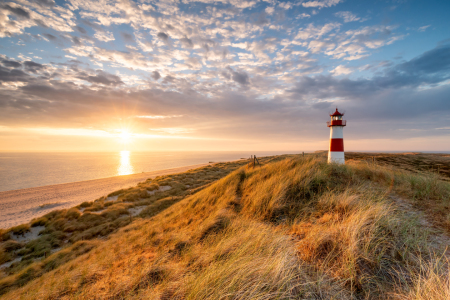 Picture no: 12047430 Leuchtturm List Ost auf Sylt Created by: eyetronic