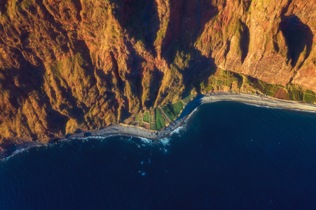 Picture no: 12050475 Madeira Cabo Girao Luftaufnahme Created by: Jean Claude Castor