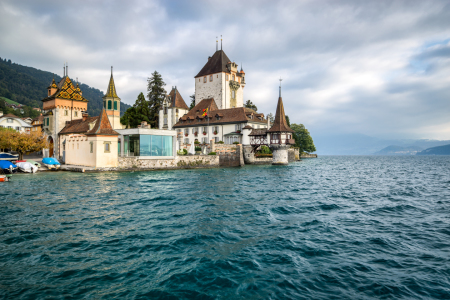 Picture no: 12056662 Schloss Chillon am Genfersee Created by: eyetronic