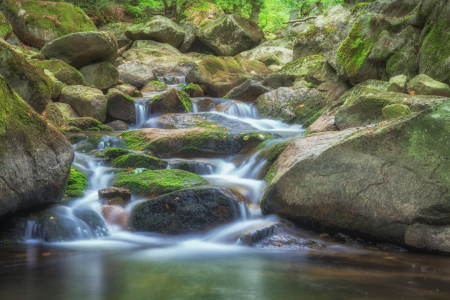 Picture no: 12058500 Wasserfall im Harz Created by: luxpediation