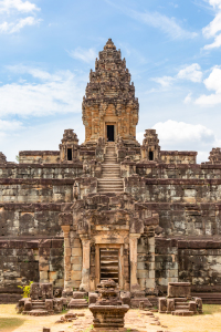 Picture no: 12060346 Bakong Tempel in Angkor Created by: Marquardt