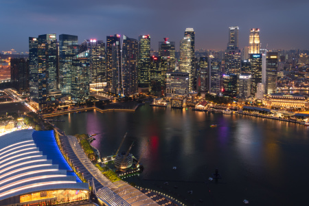 Picture no: 12062934 Singapur-Panorama Created by: orxy