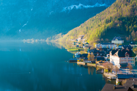 Picture no: 12064412 Morgenstimmung in Hallstatt Created by: Martin Wasilewski
