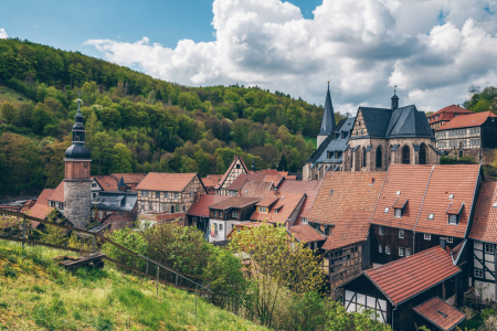 Picture no: 12064657 Stolberg im Harz Created by: Steffen Gierok