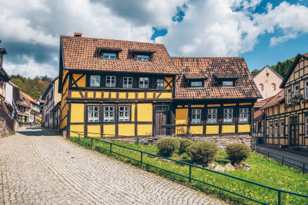 Picture no: 12064659 Stolberg im Harz Created by: Steffen Gierok