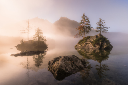 Picture no: 12064818 Hintersee im Nebel 1 Created by: Stefan Imig