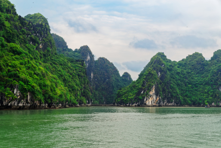 Picture no: 12069728 Ha Long Bucht Vietnam Created by: Dennis Gross