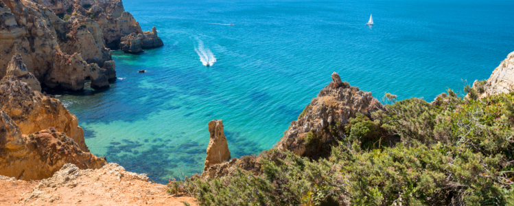Picture no: 12077531 Blaue Bucht West Algarve Portugal Created by: SusaZoom