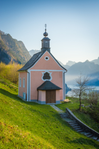 Picture no: 12079139 Kapelle in Ebensee am Traunsee Created by: Martin Wasilewski