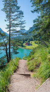 Picture no: 12080436 Gaisalmsteig am Achensee Created by: SusaZoom