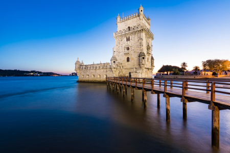 Picture no: 12081773 Torre de Belem in Lissabon bei Nacht Created by: dieterich
