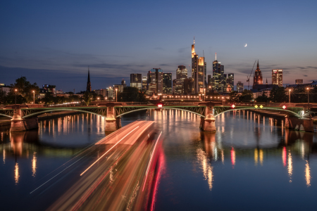 Picture no: 12082465 Frankfurt Citylights Created by: Achim Thomae