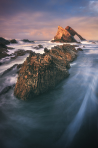 Picture no: 12086376 Schottland Bow Fiddle Rock  Created by: Jean Claude Castor