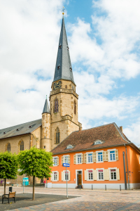 Picture no: 12089851 Nicolaikirche Alzey 57 Created by: Erhard Hess