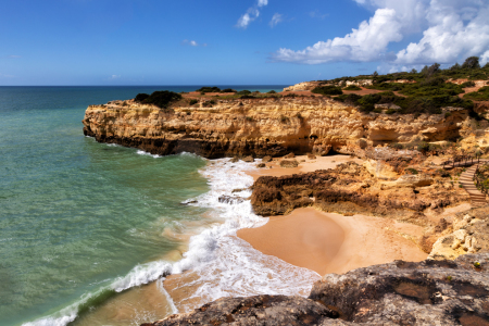 Picture no: 12095105 Küstenlandschaft an der Algarve Created by: DirkR