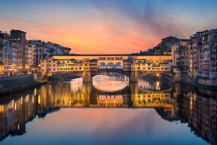 Picture no: 12096341 Ponte Vecchio in Florenz Created by: Mapics
