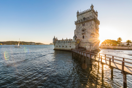 Picture no: 12096901 Torre de Belem in Lissabon  Created by: dieterich